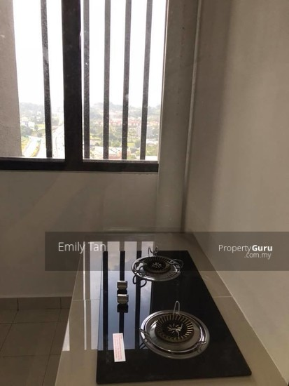 New 3rooms Apartment Condominium Fully furnish easy access KL Cheras wd MRT 3 for rent  126663830