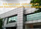 Nusa Cemerlang Semi-D Factory for Sale - Property For Sale in Malaysia