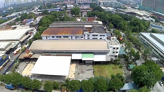 1.4 acre industrial land with factory in Chan Sow Lin, Kuala Lumpur City Centre. Malaysia  123448937