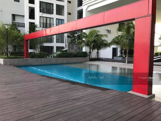 You City Cheras KL Fully Furnish Brand New Condominium walking distance MRT easy access KL  117007565