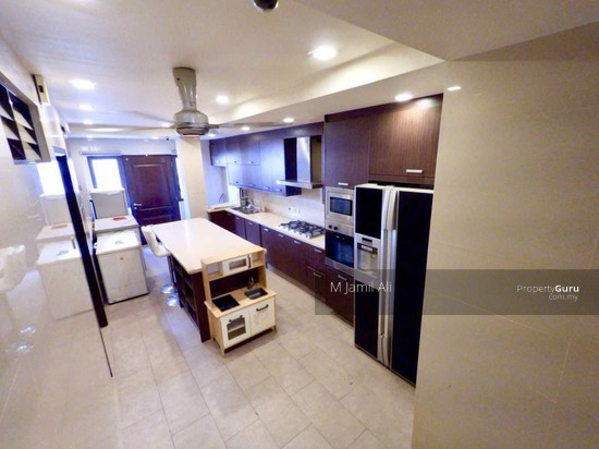 3 storey Bungalow with Lift TTDI Hills Kitchen 117302015