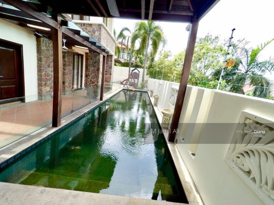 3 storey Bungalow with Lift TTDI Hills Swimming pool 117302033