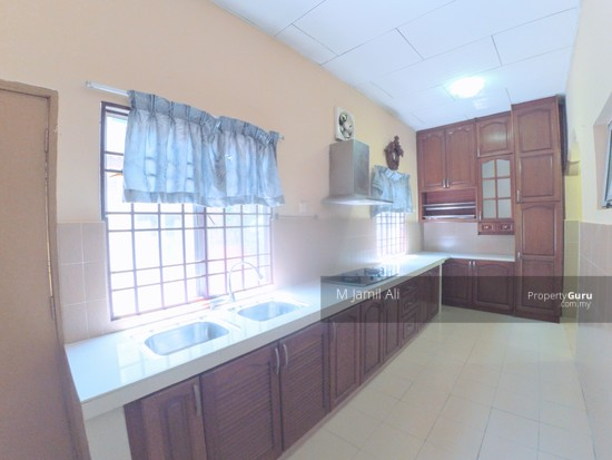 Section 8 Bandar Baru Bangi Extended Kitchen Area with Table Top , Cabinet , Dapur dan Penyedut Asap  130376601