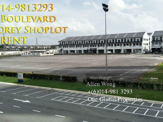 Eco Boulevard - 3 Storey Shoplot@Eco Botanic For RENT Eco Boulevard - 3 Storey Shoplot@Eco Botanic For R 118441607