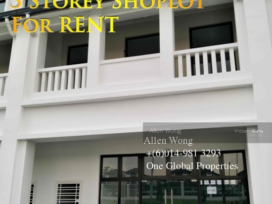 Eco Boulevard - 3 Storey Shoplot@Eco Botanic For RENT Eco Boulevard - 3 Storey Shoplot@Eco Botanic For R 118496612