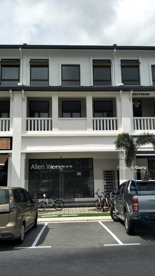 Eco Boulevard - 3 Storey Shoplot@Eco Botanic For RENT  126430686