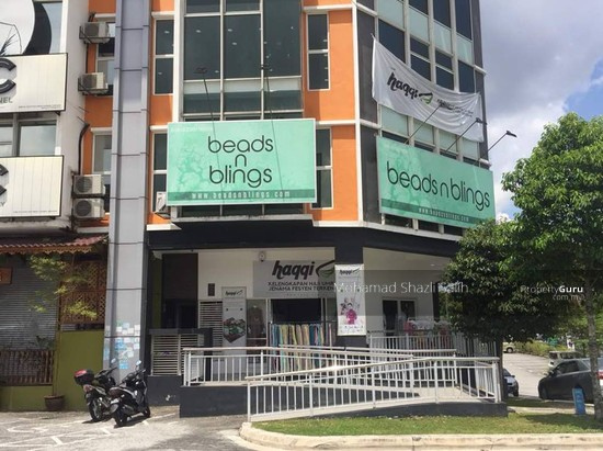 For Sale 5 Sty Shop Lot Bangi Sentral, Seksyen 9, B.B. Bangi  119147606