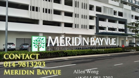 The Caspian @ Meridin Bayvue Meridin Bayvue @ Sierra Perdana for RENT Serviced 120617870