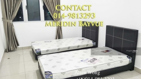 The Caspian @ Meridin Bayvue Meridin Bayvue @ Sierra Perdana for RENT Serviced 120617888
