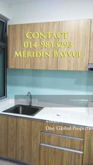 The Caspian @ Meridin Bayvue Meridin Bayvue @ Sierra Perdana for RENT Serviced 120617891
