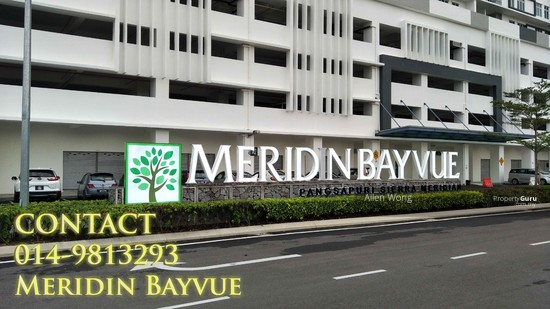 The Caspian @ Meridin Bayvue Meridin Bayvue @ Sierra Perdana for RENT Serviced 120618044