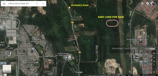 Agri Land With Oud Plantation, Sepang, 1.66 acre FOR SALE  123940631