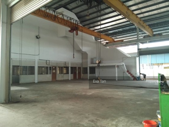Detached Factory (400Amp), Pasir Gudang  121421453