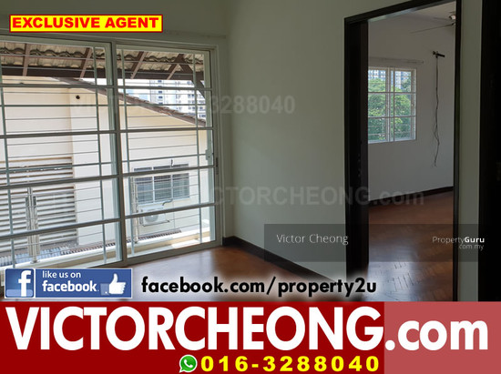 DOUBLE STOREY BUNGALOW, alan Sepakat, Taman United, Old Klang Road  122555189