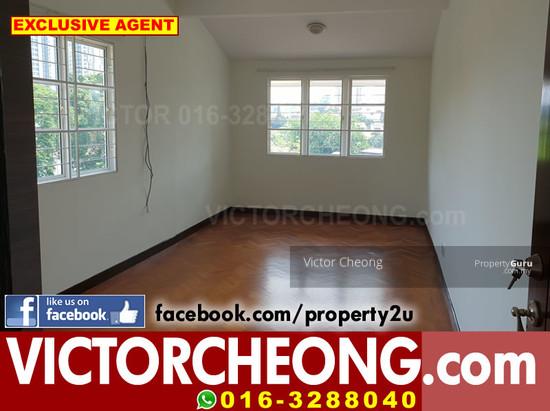 DOUBLE STOREY BUNGALOW, alan Sepakat, Taman United, Old Klang Road  122555195
