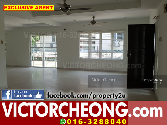 DOUBLE STOREY BUNGALOW, alan Sepakat, Taman United, Old Klang Road  122555207