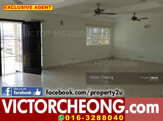 DOUBLE STOREY BUNGALOW, alan Sepakat, Taman United, Old Klang Road  122555243