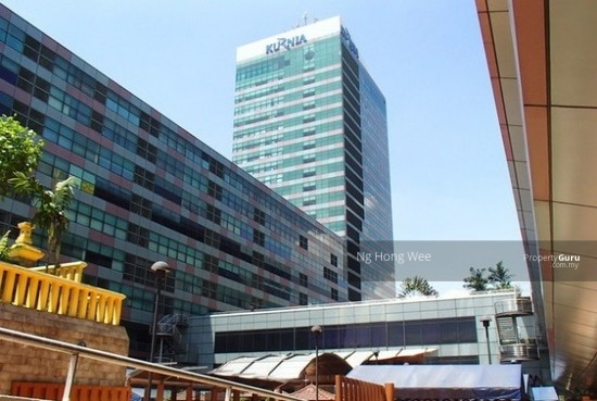 [600 sq.ft] Partly Furnished Leisure Commerce Square office, Bandar Sunway  122566313