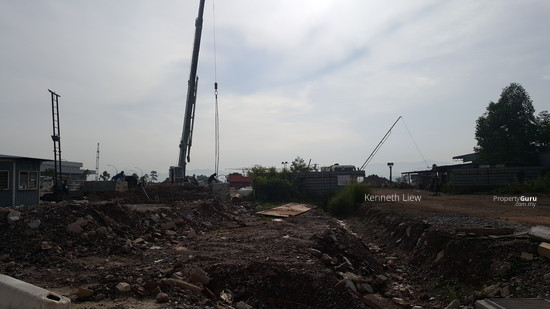 1 acre industrial land in a Gated Guarded Factory Zone in Asta Industrial Park, Jade Hill, Kajang  123458243