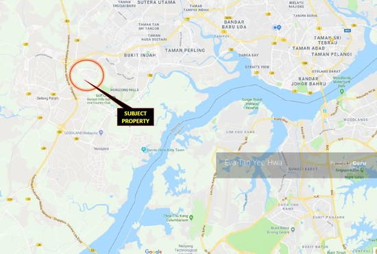 Nusajaya Commercial Land for Sale  129723575