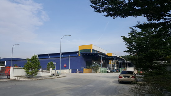 3 storey gated guarded factory in Sani Industrial Park, Balakong Jaya, Jalan BJ2/2, Balakong  124353095