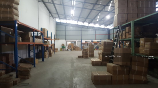 3 storey gated guarded factory in Sani Industrial Park, Balakong Jaya, Jalan BJ2/2, Balakong  124353218