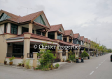 2 Storey Terrace End Lot Taman Pura Kencana - Property For Sale in Malaysia
