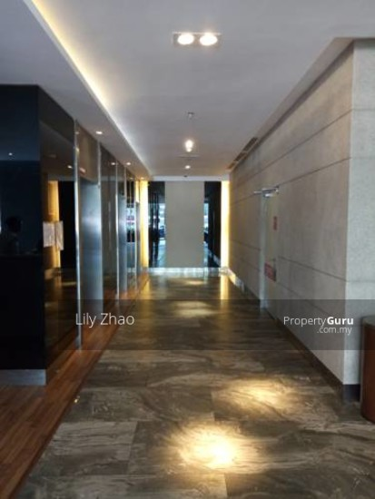 Luxury Ready Office | Renovated ,Fully Furnished | Duplex unit | Top Floor | Riverson SOHO | KK City  125585600