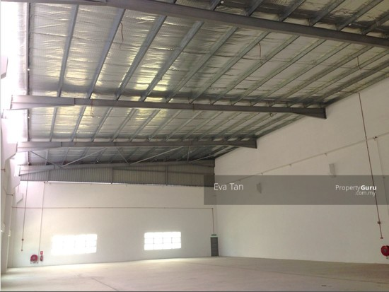 I-Park @ Indahpura 200Am Power Semi-D Factory with Mezzanine Office Floor for Rent.  125927561