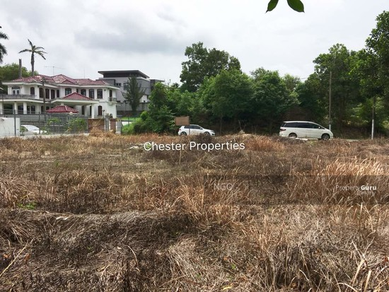 BUNGALOW LOT Banang Golf & Country Villa BATU PAHAT  125952968