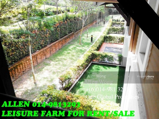 Leisure Farm,Bayou Water Village The property is a double storey terrace house in Bayou Water Village Leisure Farm.  126115302