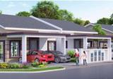 Malay Reserve Limited unit New Single Storey Semi D Jalan Kebun Shah Alam Kota Kemuning - Property For Sale in Malaysia
