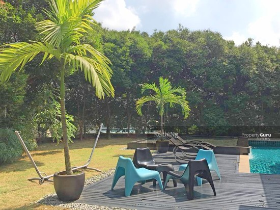 Mont Kiara Bungalow with Private Pool  126212017