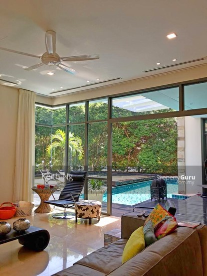 Mont Kiara Bungalow with Private Pool  126212035