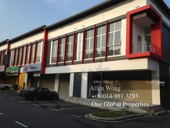 IMPIAN EMAS SHOP FOR RENT Located at Taman Impian Emas, Skudai, Johor Bahru.  126394402