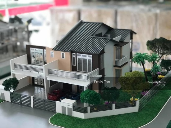 Klang South New Malay Reserve Double Storey for sale near Bandar Parklands Johan Setia  135987939