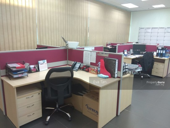 Kulai I-Park @ Indahpura 600Am Power Detached Factory with Mezz. Office for Sale  126764123