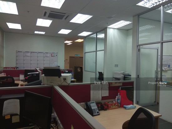 Kulai I-Park @ Indahpura 600Am Power Detached Factory with Mezz. Office for Sale  126764127