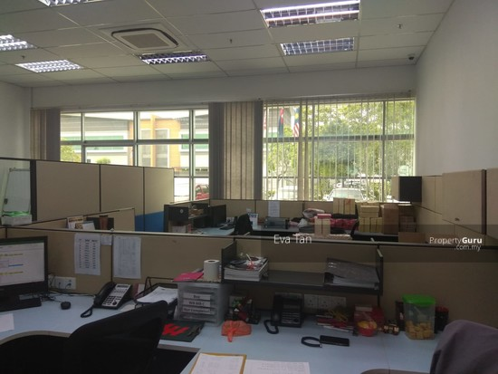 Kulai I-Park @ Indahpura 600Am Power Detached Factory with Mezz. Office for Sale  126764132
