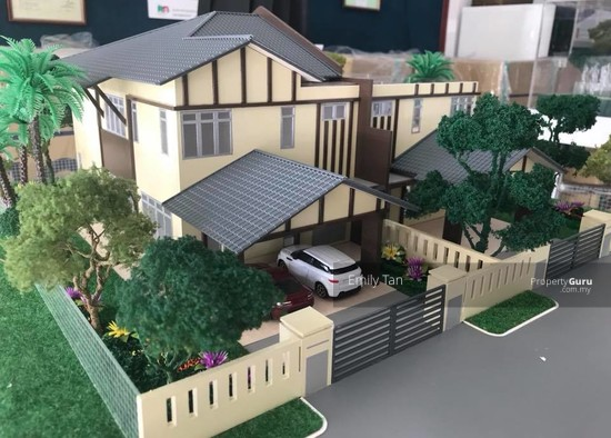 Klang New Malay Reserve Double Storey Semi D easy access to Shah Alam  127239379