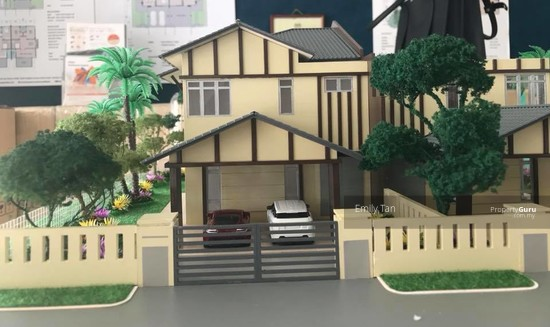 Klang New Malay Reserve Double Storey Semi D easy access to Shah Alam  127239381