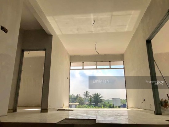 Klang New Malay Reserve Double Storey Semi D easy access to Shah Alam  132285920