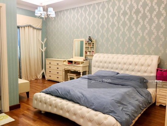 FULLY RENOVATED + FULLY FURNISHED - 2 STY SEMI-D SETIA ECO PARK SETIA ALAM SHAH ALAM KLANG  127423512