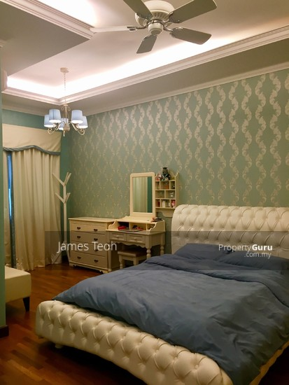 FULLY RENOVATED + FULLY FURNISHED - 2 STY SEMI-D SETIA ECO PARK SETIA ALAM SHAH ALAM KLANG  127423513