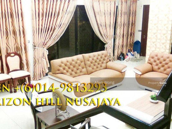 Horizon HIll Canal Garden Cluster Unit@Nusajaya Canal Garden cluster Unit located at Horizon Hills4 bedroom cluster house for rent, fully furnished. 127452662