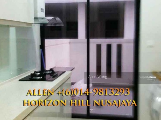 Horizon HIll Canal Garden Cluster Unit@Nusajaya Canal Garden cluster Unit located at Horizon Hills4 bedroom cluster house for rent, fully furnished. 127452672