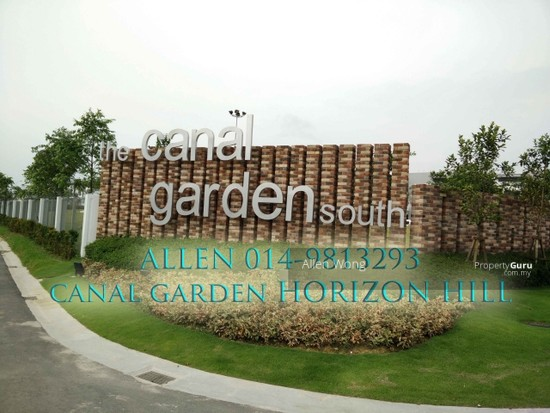 Horizon HIll Canal Garden Cluster Unit@Nusajaya Canal Garden cluster Unit located at Horizon Hills4 bedroom cluster house for rent, fully furnished. 127452682