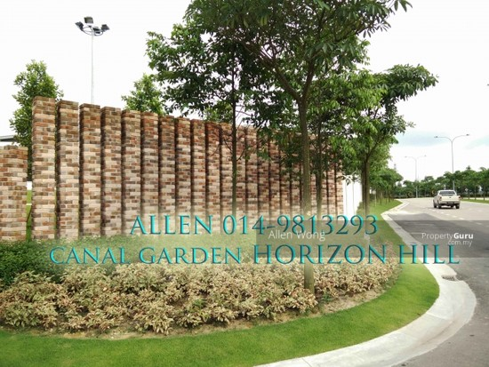 Horizon HIll Canal Garden Cluster Unit@Nusajaya Canal Garden cluster Unit located at Horizon Hills4 bedroom cluster house for rent, fully furnished. 127452683