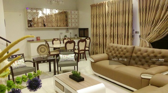 Horizon HIll Canal Garden Cluster Unit@Nusajaya Canal Garden cluster Unit located at Horizon Hills4 bedroom cluster house for rent, fully furnished. 127452788