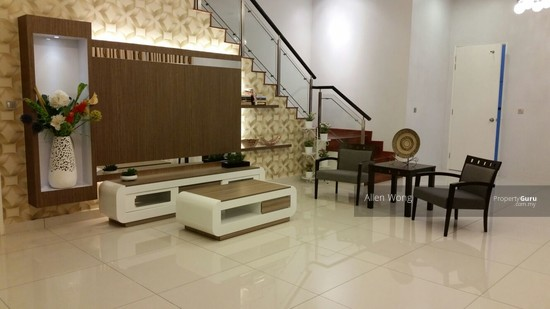 Horizon HIll Canal Garden Cluster Unit@Nusajaya Canal Garden cluster Unit located at Horizon Hills4 bedroom cluster house for rent, fully furnished. 127452811